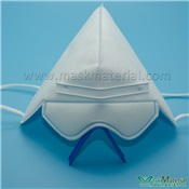 Double Nose Wire/ Nose Clips For N95 Face Masks