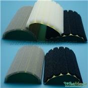 Adhesive Nose Foam/Sponge, White, Gray, Black