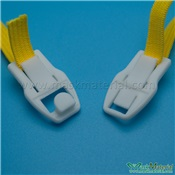 Plastic Button For Elastic Band