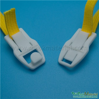 Picture of Plastic Button For Elastic Band