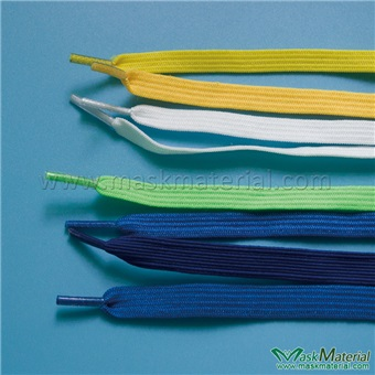 Picture of Plastic Cover Elastic Ear-loop Cord