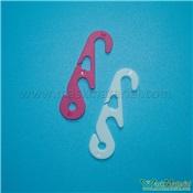 Mask Ear-loop Holder, Plastic Buckle