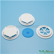 White Exhaust valve For Dust Mask(MM-VA1)